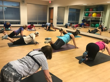 strh pilates pushup